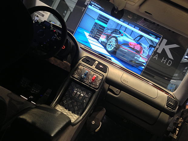 4K Gaming с Project CARS
