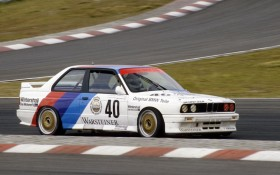 BMW M3 Group A Touring Car