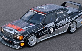 Mercedes-Benz 190E 2.5-16 Evolution 2 DTM