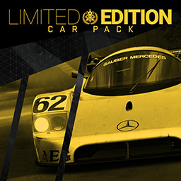 Limited Edition Car Pack