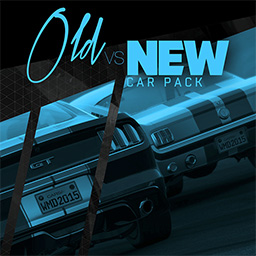 New vs Old Car Pack