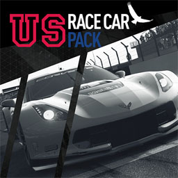 US Race Car Pack