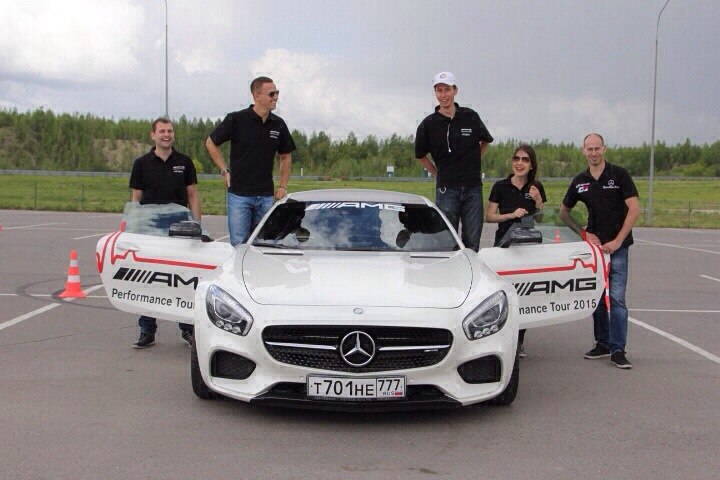 AMG Performance Tour 2015