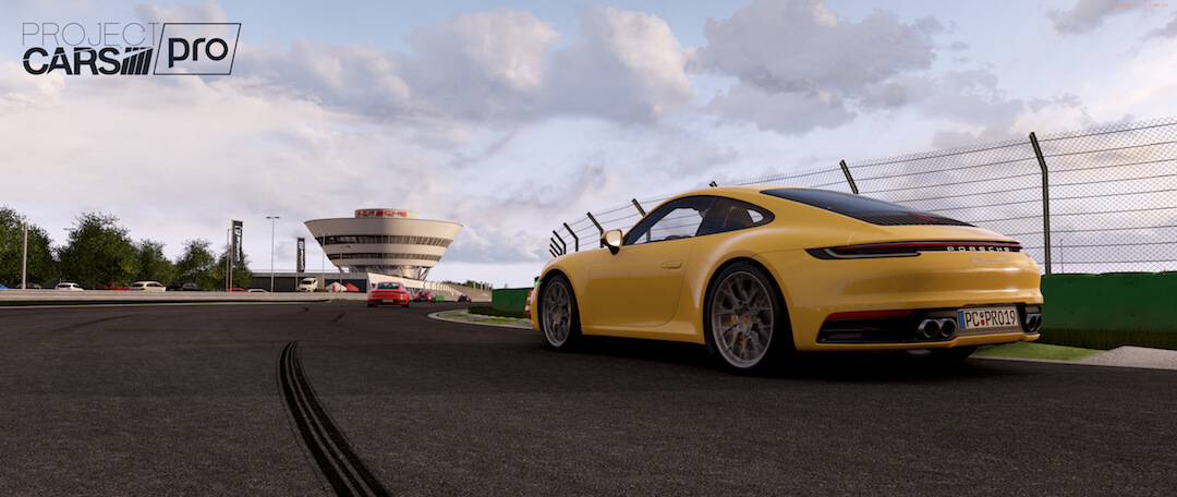 Project CARS Pro - Porsche 911 Carrera S